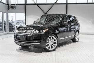 Used 2017 Land Rover Range Rover V8 Supercharged SWB for sale in Langley, BC