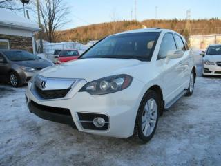 Used 2010 Acura RDX AWD for sale in Québec, QC
