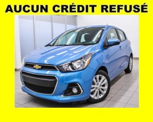 Used 2017 Chevrolet Spark Lt Cvt Camera Recul for sale in St-Jérôme, QC