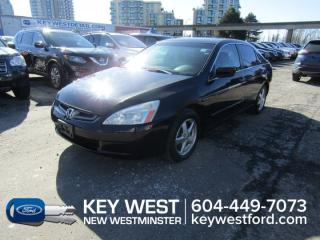 Used 2003 Honda Accord Sedan EX *No Accidents* Sunroof Leather Heated Seats for sale in New Westminster, BC