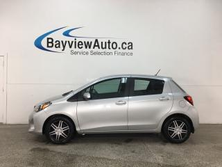 Used 2016 Toyota Yaris LE - AUTO! A/C! PWR GROUP! SHARP! for sale in Belleville, ON