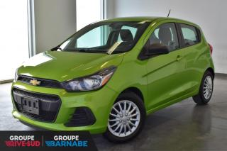 Used 2016 Chevrolet Spark LS + ECRAN APPLE CARPLAY +GARANTIE PROLO for sale in St-Jean-Sur-Richelieu, QC