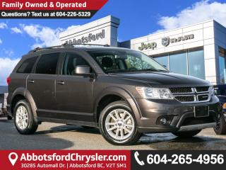 Used 2016 Dodge Journey SXT/Limited *ACCIDENT FREE* *LOCALLY DRIVEN* for sale in Abbotsford, BC