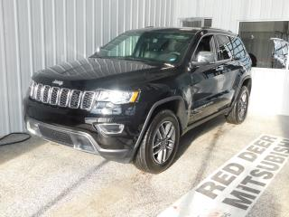 Used 2019 Jeep Grand Cherokee Limited for sale in Red Deer, AB