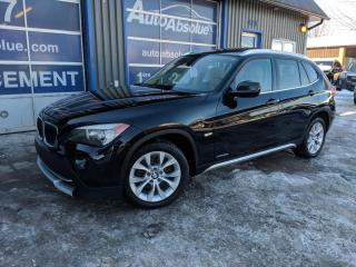Used 2012 BMW X1 for sale in Boisbriand, QC