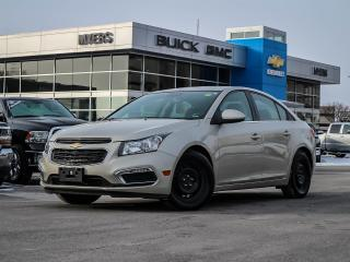 Used 2015 Chevrolet Cruze for sale in Ottawa, ON