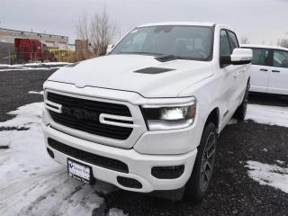 New 2019 RAM 1500 Sport|DUAL PANE SUNROOF|NAV|HEATED SEATS|SPORT GRO for sale in Concord, ON