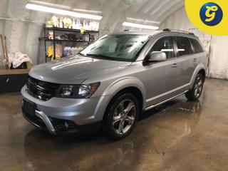Used 2018 Dodge Journey Crossroad * AWD * Leather * 8.4 inch touchscreen U connect *  7 passenger * Remote Start * Dual Climate control * Heated front seats/steering wheel * for sale in Cambridge, ON