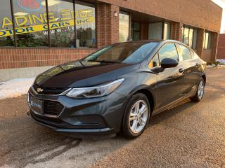 Used 2017 Chevrolet Cruze LT AUTO for sale in Woodbridge, ON
