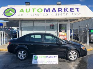Used 2010 Chevrolet Cobalt YOU WORK/YOU DRIVE! CALL NOW! for sale in Langley, BC