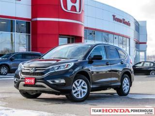 Used 2016 Honda CR-V SE - *ALLOY WHEELS | PUSH TO START* for sale in Milton, ON