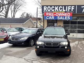 Used 2007 BMW X3 AWD 4dr 3.0i for sale in Markham, ON