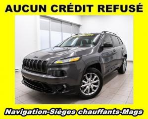 Used 2018 Jeep Cherokee North Awd V6 for sale in Mirabel, QC