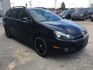 Used 2013 Volkswagen Golf Wagon Sportline édition for sale in Gatineau, QC
