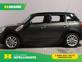 Used 2013 MINI Cooper S COUNTRYMAN A/C for sale in St-Léonard, QC