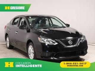 Used 2018 Nissan Sentra SV A/C TOIT for sale in St-Léonard, QC