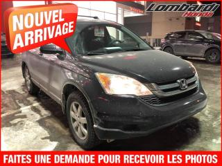 Used 2011 Honda CR-V LX*AUTOMAITIQUE*MAGS+++ for sale in Montréal, QC