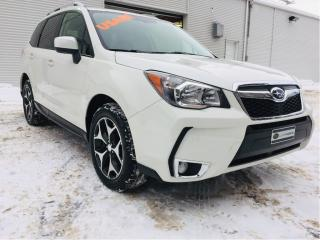 Used 2014 Subaru Forester 2.0xt Ltd for sale in Lévis, QC