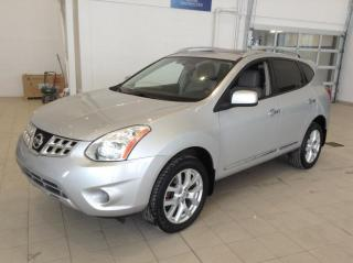 Used 2012 Nissan Rogue AWD SV for sale in Longueuil, QC