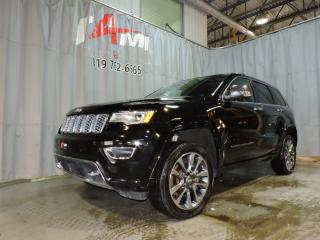 Used 2018 Jeep Grand Cherokee Overland Cruise for sale in Rouyn-Noranda, QC