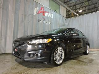 Used 2015 Ford Fusion Se Awd Mags Caméra for sale in Rouyn-Noranda, QC