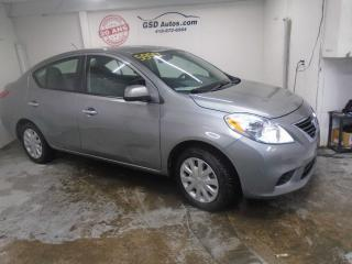 Used 2012 Nissan Versa 1.6 SV for sale in Ancienne Lorette, QC