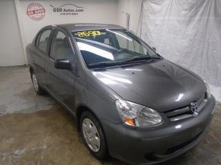 Used 2004 Toyota Echo for sale in Ancienne Lorette, QC