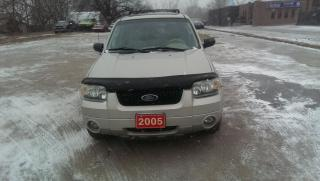 Used 2005 Ford Escape Limited for sale in Cambridge, ON