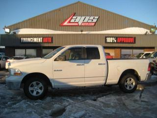 Used 2012 Dodge Ram 1500 ***4X4/SLT*** for sale in Ste-Catherine, QC