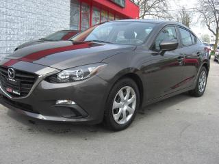 Used 2015 Mazda MAZDA3 GX SPORT for sale in London, ON