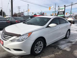 Used 2011 Hyundai Sonata GL l Heated Seats l Bluetooth for sale in Waterloo, ON
