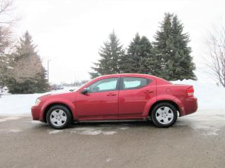 Used 2008 Dodge Avenger SE for sale in Thornton, ON
