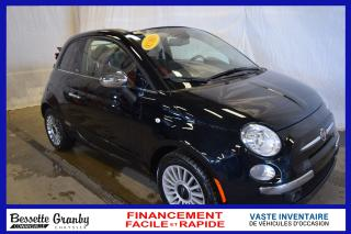 Used 2015 Fiat 500 C Lounge for sale in Granby, QC