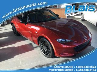Used 2018 Mazda Miata MX-5 Édition 50e anniversaire BM for sale in Ste-Marie, QC