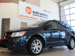 Used 2014 Dodge Journey RT AWD 5 Passenger, Bluetooth, Cruise control, Heated seats/wheel for sale in Red Deer, AB