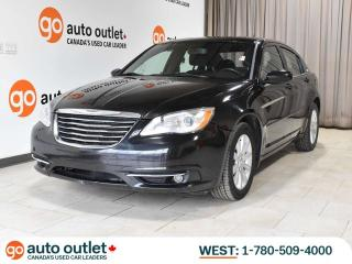 Used 2011 Chrysler 200 Touring, Auto, Heated Seats for sale in Edmonton, AB