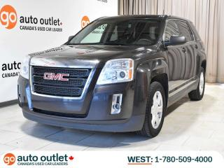 Used 2014 GMC Terrain ONE OWNER! SLE 4dr AWD; BACKUP CAMERA for sale in Edmonton, AB