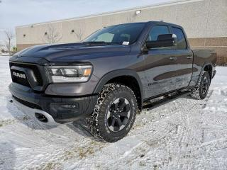 New 2019 RAM 1500 Rebel 4x4 Quad Cab for sale in Edmonton, AB