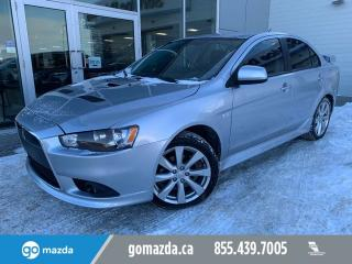 Used 2014 Mitsubishi Lancer RALLIART 237HP AWD 2 SETS OF TIRES FUN CAR for sale in Edmonton, AB