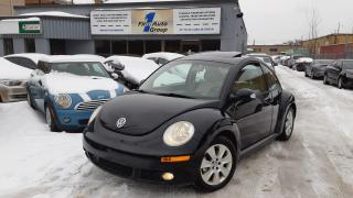 Used 2010 Volkswagen New Beetle Comfortline Leather, P-Moon for sale in Etobicoke, ON
