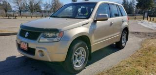 Used 2006 Suzuki Grand Vitara 4WD for sale in West Kelowna, BC