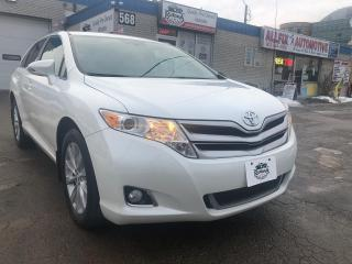 Used 2013 Toyota Venza Navigation_Backup Sensors_Bluetooth_AWD for sale in Oakville, ON