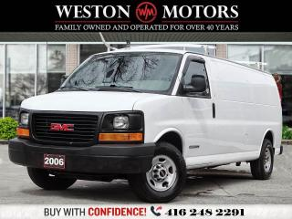 Used 2006 GMC Savana 3500 6.0L*EXTENDED*SHELVING*VERY RARE!!* for sale in Toronto, ON