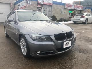Used 2010 BMW 3 Series 335i xDrive_Navi_Bluetooth_Parking Sensors for sale in Oakville, ON