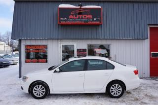 Used 2014 Volkswagen Jetta 2.0l Comfortline 5 for sale in Lévis, QC