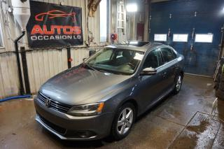 Used 2013 Volkswagen Jetta 2.0 TDI Comfortline for sale in Lévis, QC