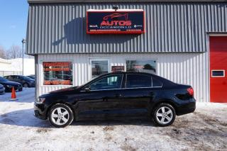 Used 2014 Volkswagen Jetta 2.0 TDI DIESEL for sale in Lévis, QC