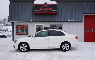 Used 2013 Volkswagen Jetta 2.5l Comfortline 5 for sale in Lévis, QC