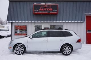 Used 2013 Volkswagen Golf WAGON 2.0 TDI for sale in Lévis, QC