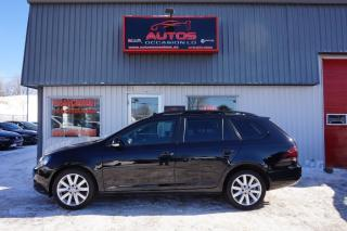 Used 2012 Volkswagen Golf WAGON 2.0 TDI for sale in Lévis, QC